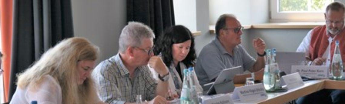 Versammlung der Zweigstellenleiter in Niedernberg